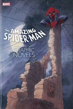 Spider-Man: The Graphic Novels @ niftywarehouse.com #NiftyWarehouse #Spiderman #Marvel #ComicBooks #TheAvengers #Avengers #Comics