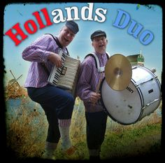 Hollands Duo - Accordeon en Trom Drums, Holland, Music Instruments, Entertainment, The Nederlands, Percussion, Musical Instruments, Drum, The Netherlands