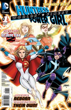 power girl comic book covers - Google Search