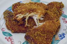 Fried chicken is one of the tastiest foods we've ever had. Maybe being from the south and having it all the time makes it a little bit better, but nonetheles