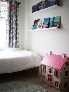 A Little Girlu0027s Pink And Mint Green Bedroom Tour. Inspiration And  Decoration Ideas For A