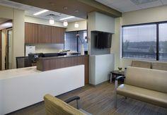 Sarah Cannon Cancer Center of Excellence - HMN Architect, Inc. Center Of Excellence, Overland Park, Medical Center, Regional, Cannon, Room, Furniture, Design, Home Decor