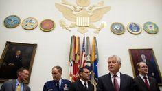 Hagel, Dempsey Warn of Involvement in Syria