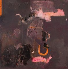 Grey, pink and orange, Philippe Croq