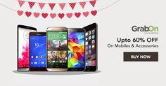 Spread the love with great offers on #mobile phones and #accessories this #ValentinesDay #giftideas