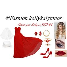 Fashion set Christmas: Lady in RED Dress Styles, Lady In Red, Summer Dresses, Christmas, Design, Fashion, Madame Red, Xmas, Moda