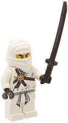 Lego Ninjago Zane - White Ninja Minifigure: Loose minifigure only Legos, Lego Ninjago Sensei Wu, Construction Toys For Boys, Building Sets For Kids, Lego Store, Funny Videos For Kids, Buy Lego, Lego Parts, Kits For Kids