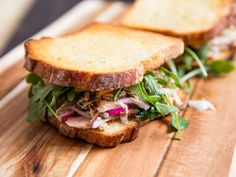 Mayo-Free Mediterranean Tuna Salad Sandwiches RecipeReally nice  Mein Blog: Alles rund um Genuss & Geschmack  Kochen Backen Braten Vorspeisen Mains & Desserts!