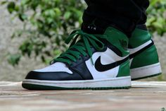 Jordan 1, Boston Celtics, Nike Air Jordans, Shoes, Streetwear, Sneakers,  Retro, Popular, Street Outfit