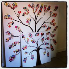 button tree canvas  large 99 small 69.95