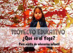 YOGA-EMOCIONA. Proyecto educativo infantil