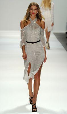 Mercedes-Benz Fashion Week Spring 2012