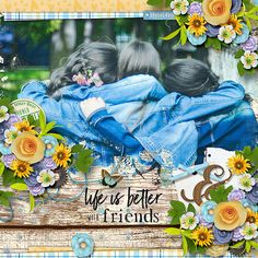 Me & My Mates {Kit} by Heartstrings Scrap Art  http://store.gingerscraps.net/Me-and-my-mates-Page-Kit-July-Buffet.html  Me & My Mates {Templates} by Heartstrings Scrap Art  http://store.gingerscraps.net/Me-and-my-mates-Templates-July-Buffet.html