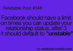 """unstable"" FTW!"