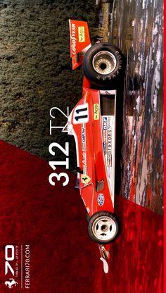2017/6/19:Twitter: .@ScuderiaFerrari:312 T2: a lighter single-seater that brought Scuderia Ferrari to win the 1976/77 Constructor's title. 70.ferrari.com/en/garage/312-… #Ferrari70