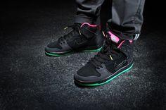 Nike SB x Premier Northern Lights Dunk High