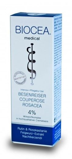 Spider Veins Couperose Rosacea Cream Besenreiser Couperose Rosacea Creme – – This image. Retinol Creme, Acne Rosacea, Natural Remedies For Rosacea, Rosacea Remedies, Skin Care Remedies, Skin Care Treatments, Anti Aging Skin Care, Menopause, Beauty