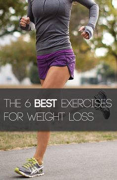 The 6 best exercises for weight loss