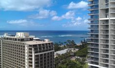 Enjoy this amazing view from one of our many one- & two- bedroom ocean view suites!