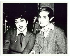 Alice Bag and Tracy Lea, Castration Squad circa 1981 Alice Bag, Youth Subcultures, Riot Grrrl, Joan Jett, Youth Culture, Punk Goth, The Clash, Girl Inspiration, Post Punk