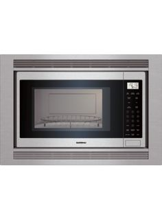 Thermador Mces 24 Inch Built In Microwave Oven With Third Element Convection Cooking Watts 10 Levels Sensor Reheat Keep Warm Mode