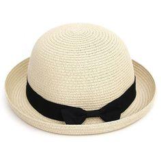 cbe733dc [Dexing] Wholesale Fashion Straw sun hats for women travel Outdoor fold  Beach hat girls