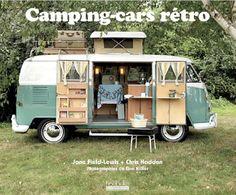 Livre ''Camping-cars rétro'' - Camping Car