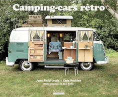 Livre ''Camping-cars rétro'' - Camping Car