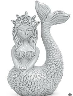 ★ELLE US掲載★ JONATHAN ADLER  utopia mermaid 1