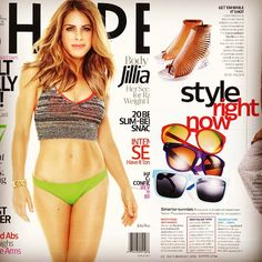 Spotted: Awesome Zeal Optics sunnies in Shape Magazine's July/August issue!