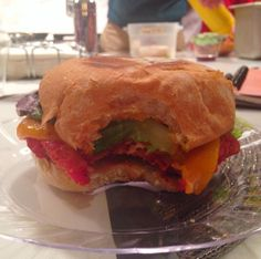 The Stone Fox in Nashville shares their recipe for veggie burgers on The Table- vegan and gluten free!