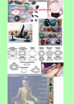 Cristales y minerales magicos