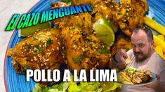 #POLLO A LA #LIMA 🍗 [Bolsas para el #horno!! No necesitaras ni aceite!!!] Si quieres cocinar este fantastico pollo, necesitaras los siguientes ingredientes: - 1 Pollo - 2 Limas - Cilantro fresco - 1 Cuch. Romero - 1 Cuch. Tomillo - 1/2 Cuch. Comino - 1 Cuch. Pimenton Dulce - 1 Cuch. Pimenton Picante - 1 Cuch. Ajo en Polvo - 1 Bolsa de horno  Puedes agregarle unas 3 cucharadas de Aceite de Oliva, o puedes cocinarlo sin aceite!!!, te quedara igual de rico y con muchas menos calorias!!! Cilantro, Fresco, Beef, Chicken, Limes, Entrees, Garlic, Oven