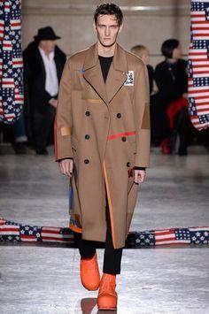 Raf Simons Fall 2014 Menswear Collection Slideshow on Style.com