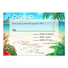 Tropical Rsvp T-Shirts, Tropical Rsvp Gifts, Art, Posters, and more