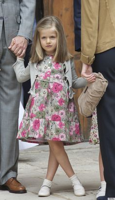 Princess Leonor, Spain's 8-Year-Old Future Queen, Already Has Amazing Style