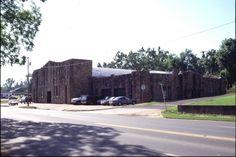 Idabel Armory In Mccurtain County Oklahoma