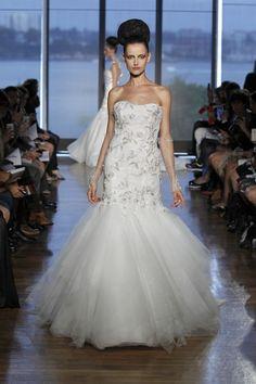 Ines Di Santo Wedding Dresses - Fall and Winter 2014 Bridal Collection  Attis Wedding Dress