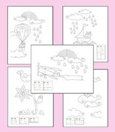 worksheets on Pinterest | Color By Numbers, Sight Words and Worksheets ...