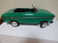 Altes Tretauto-Blechauto Moskwitsch Total Restauriert ,Top Zustand   eBay