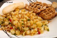 spicy breakfast potatoes