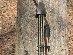 Kanati Solo Stalker Bow Quiver, Anneewakee Archery
