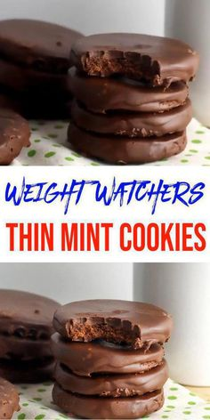 Weight Watcher Cookies, Weight Watchers Muffins, Weight Watchers Meal Plans, Weight Watchers Desserts, Cookie Recipes, Ww Recipes, Diabetic Recipes, Chocolate Chip Pudding Cookies, Deserts