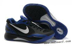reputable site 38c8d 9d74f 2011 Nike Zoom Hyperdunk Low Shoes Black White Blue Discount Kobe Shoes,  Nike Kd Shoes