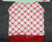 PatienceWayShop Homemade Red Hearts/Valentine's Day Dog Jacket - XSmall  To view available Homemade Holiday Dog Jackets, please visit us at our shop on Etsy. http://www.etsy.com/shop/PatienceWayShop?section_id=14600700&page=1 (Interested in a specific Holiday Dog Jacket, but don't see it listed? Please contact us on Etsy...we do not list holiday jackets year round, but do sell them year round!) Looking for a specific theme/size?!? We offer COSTUM ORDERS...NO extra charges!