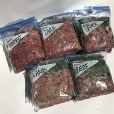 Traveling with your Raw Fed Dog Made Easy! Make It Simple, Lamb, Pork, Beef, Kale Stir Fry, Meat, Pork Chops, Steak, Baby Sheep