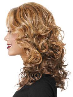 Sherri Shepherd Casual Curl Lace Front Wig Final Sale