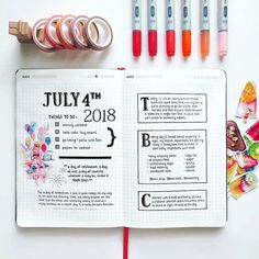 ❝ A day of celebration, a day of rest, a day of routine... Whatever it may be, make it your day! ❞ I made a daily spread while waiting for things to bake