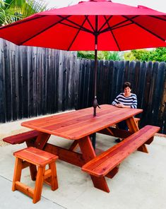 Ft Picnic Table With Detached Bench Seating And A Distressed - 8 foot picnic table with detached benches
