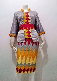 Batik Bagoes  Toko Batik Online Baju Dress Batik Pesta motif kain